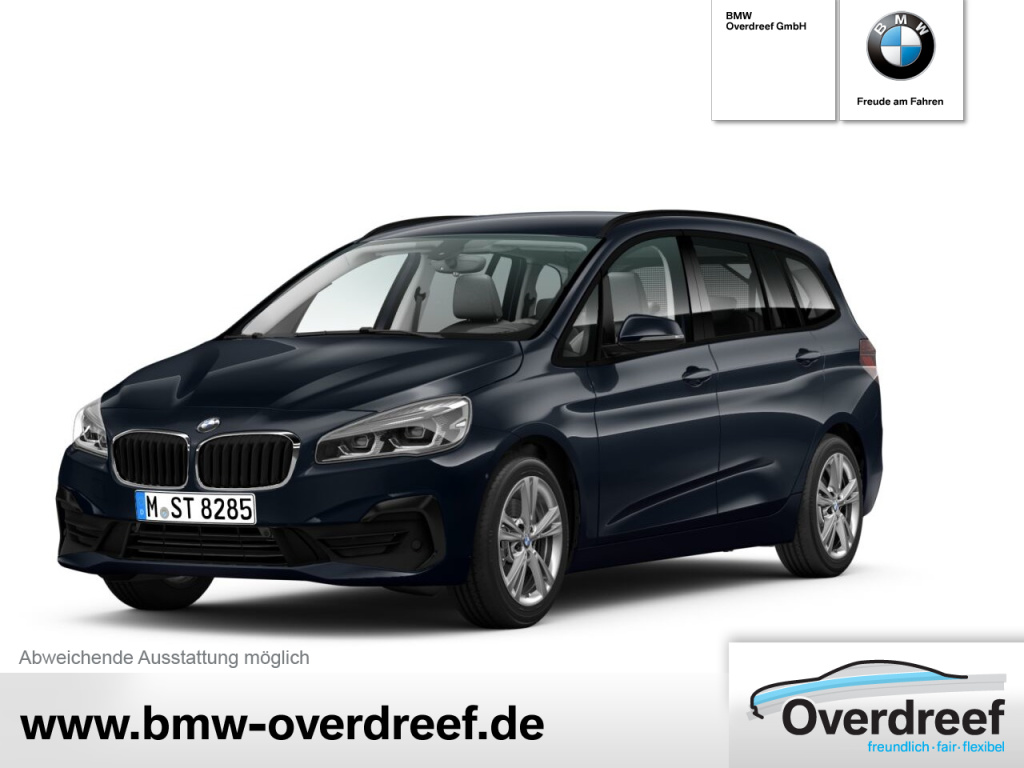 BMW 218i Gran Tourer Advantage