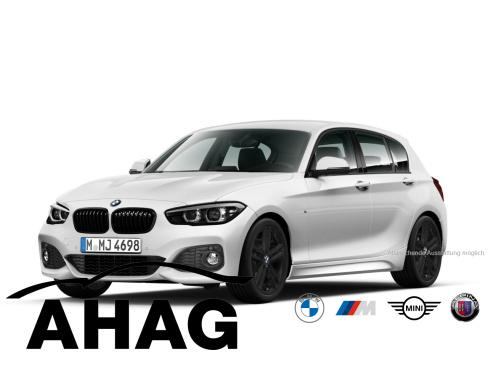 BMW 118i Edition M Sport Shadow, Gebrauchtwagen, AHAG, 45897 Gelsenkirchen