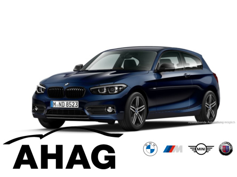 BMW 120d Sport Line