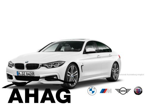 BMW 440i Gran Coupe M Sport, Vorführwagen, AHAG, 45897 Gelsenkirchen