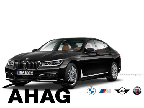 BMW 750d xDrive, Dienstwagen, AHAG, 45897 Gelsenkirchen