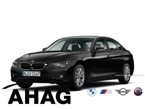 BMW 318d Advantage, Vorführwagen, AHAG, 45897 Gelsenkirchen