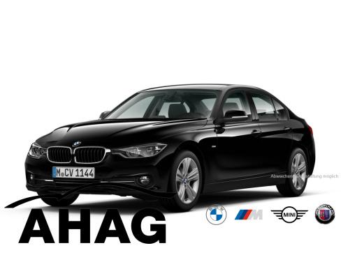 BMW 318d Sport Line, Neuwagen, AHAG, 45897 Gelsenkirchen