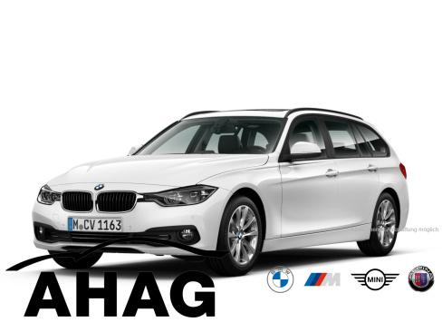 BMW 318d Touring, Dienstwagen, AHAG, 45897 Gelsenkirchen
