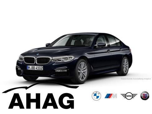 BMW 520d xDrive, Dienstwagen, AHAG, 45897 Gelsenkirchen
