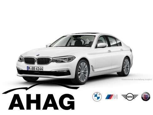 BMW 530d, Dienstwagen, AHAG, 45897 Gelsenkirchen
