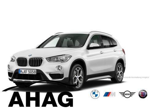 BMW X1 sDrive18d, Neuwagen, AHAG, 45897 Gelsenkirchen