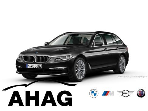 BMW 520d xDrive Touring, Dienstwagen, AHAG, 45897 Gelsenkirchen