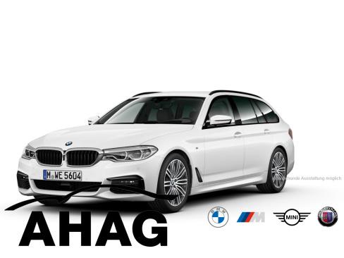 BMW 520d Touring, Vorführwagen, AHAG, 45897 Gelsenkirchen
