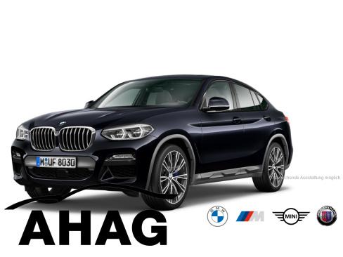 BMW X4 xDrive30i AT M Sport X, Vorführwagen, AHAG, 45897 Gelsenkirchen