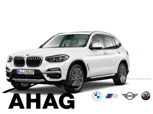 BMW X3 xDrive20d Luxury Line AT