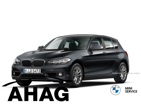 BMW 118i 5-Türer, Neuwagen, AHAG, 45770 Marl