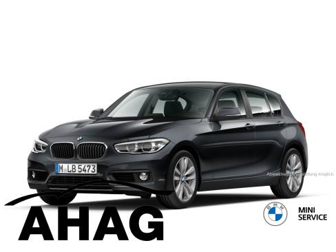 BMW 118d Advantage, Dienstwagen, AHAG, 45770 Marl