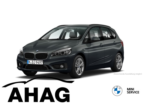 BMW 218d Active Tourer Advantage, Dienstwagen, AHAG, 45770 Marl