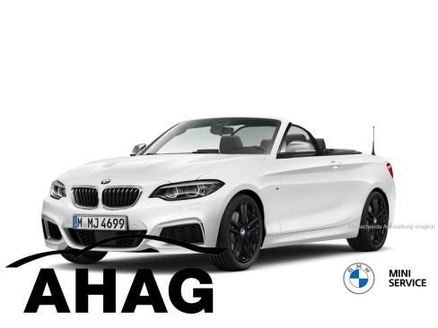 BMW M240i xDrive Steptronic Cabrio, Neuwagen, AHAG, 45770 Marl