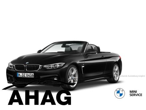 BMW 420i Cabrio M Sport, Neuwagen, AHAG, 45770 Marl