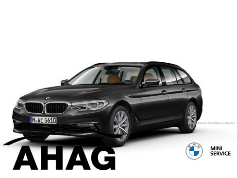 BMW 520d xDrive Touring, Dienstwagen, AHAG, 45770 Marl