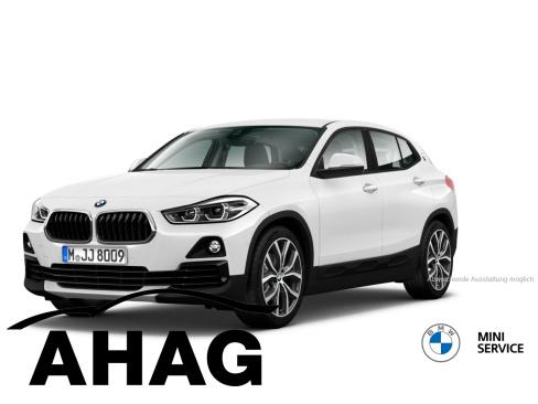 BMW X2 sDrive18i Advantage, Dienstwagen, AHAG, 45770 Marl