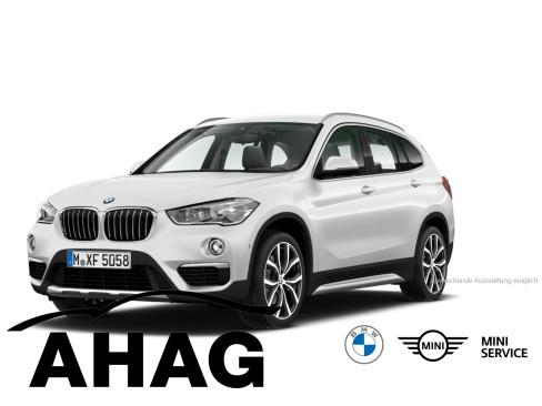 BMW X1 sDrive20i xLine Steptronic DCT, Neuwagen, AHAG Dorsten, 46282 Dorsten