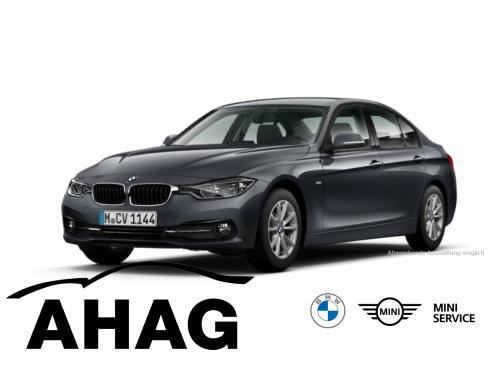 BMW 320d Sport Line, Dienstwagen, AHAG Dülmen GmbH, 48249 Dülmen