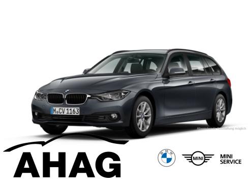 BMW 318d Touring Advantage, Dienstwagen, AHAG Dülmen GmbH, 48249 Dülmen
