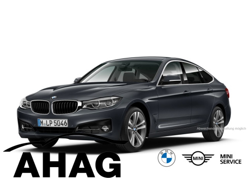 BMW 320d Gran Turismo Sport Line, Dienstwagen, AHAG Dülmen GmbH, 48249 Dülmen