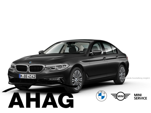 BMW 530d, Dienstwagen, AHAG Dülmen GmbH, 48249 Dülmen