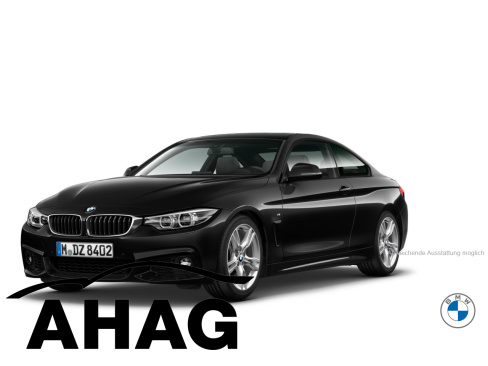 BMW 420d Coupe M Sport