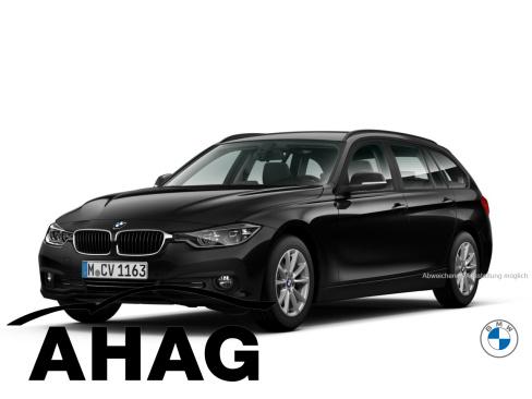 BMW 320d Touring Advantage, Dienstwagen, AHAG Coesfeld GmbH, 48653 Coesfeld