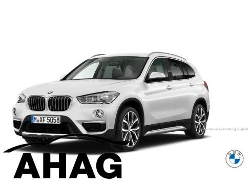 BMW X1 xDrive20i xLine Steptronic, Dienstwagen, AHAG Coesfeld GmbH, 48653 Coesfeld