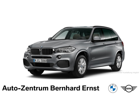 BMW X5 xDrive30d, Dienstwagen, Auto-Zentrum Bernhard Ernst, 58455 Witten