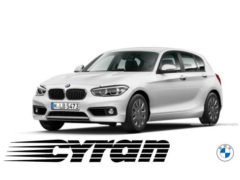 BMW 118i Advantage, Gebrauchtwagen, Autohaus Cyran GmbH, 48599 Gronau