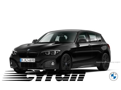 BMW 118i 5-Türer, Vorführwagen, Autohaus Cyran GmbH, 48599 Gronau