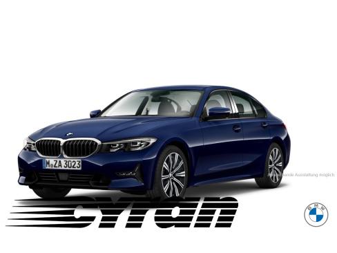 BMW 318d Sport Line, Neuwagen, Autohaus Cyran GmbH, 48599 Gronau