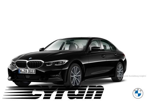 BMW 320D, Vorführwagen, Autohaus Cyran GmbH, 48599 Gronau