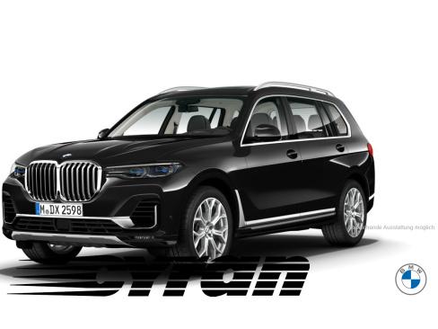 BMW X7 xDrive30d, Neuwagen, Autohaus Cyran GmbH, 48599 Gronau