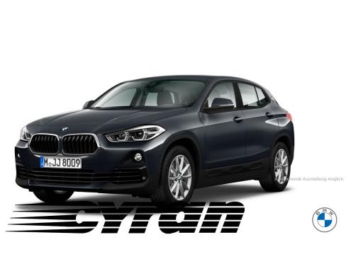 BMW X2 sDrive18d Advantage, Vorführwagen, Autohaus Cyran GmbH, 48599 Gronau