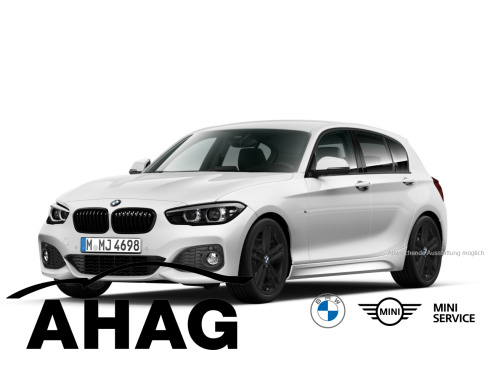 BMW 118i M Sport, Neuwagen, AHAG Bochum GmbH, 44809 Bochum
