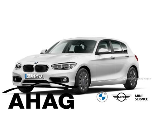 BMW 118i Advantage, Dienstwagen, AHAG Bochum GmbH, 44809 Bochum