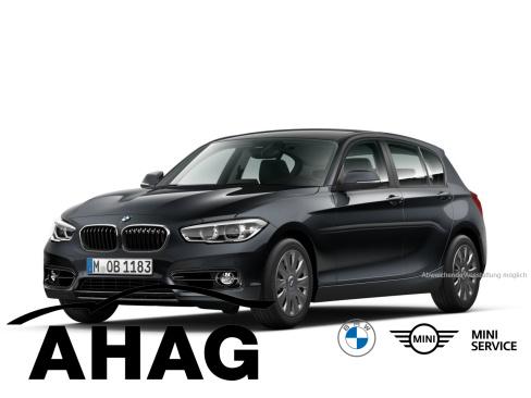 BMW 118i Sport Line, Dienstwagen, AHAG Bochum GmbH, 44809 Bochum