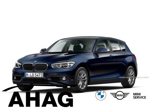 BMW 118d Advantage, Dienstwagen, AHAG Bochum GmbH, 44809 Bochum