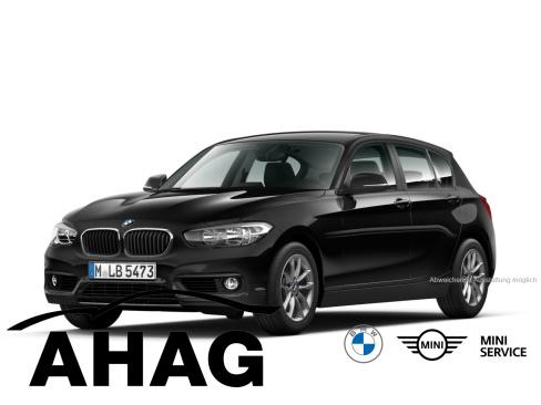 BMW 116d Advantage, Dienstwagen, AHAG Bochum GmbH, 44809 Bochum