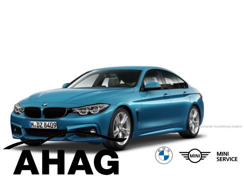 BMW 420i Gran Coupe M Sport, Dienstwagen, AHAG Bochum GmbH, 44809 Bochum