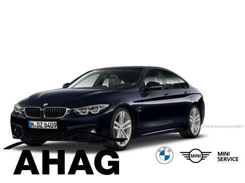 BMW 420d Gran Coupe M Sport, Vorführwagen, AHAG Bochum GmbH, 44809 Bochum