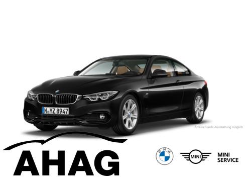 BMW 420i Coupe Sport Line, Dienstwagen, AHAG Bochum GmbH, 44809 Bochum