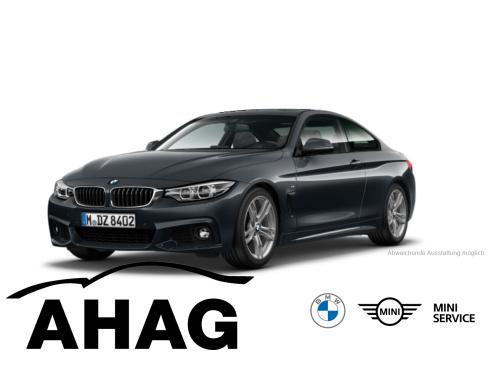 BMW 420d Coupe M Sport, Dienstwagen, AHAG Bochum GmbH, 44809 Bochum