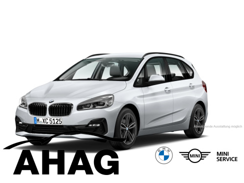 BMW 218i Active, Neuwagen, AHAG Bochum GmbH, 44809 Bochum