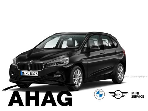 BMW 218i Active Tourer, Dienstwagen, AHAG Bochum GmbH, 44809 Bochum