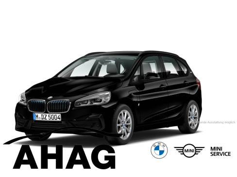 BMW 225xe Active Tourer iPerformance Steptronic Advantage, Vorführwagen, AHAG Bochum GmbH, 44809 Bochum