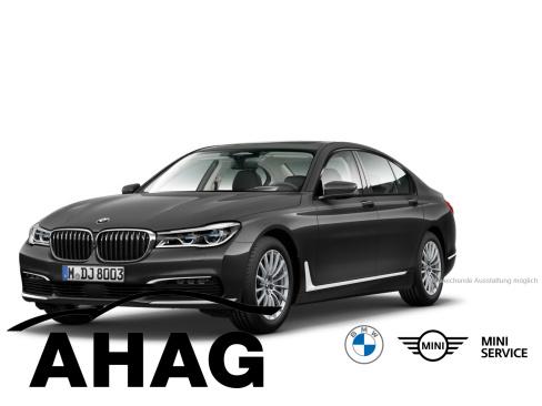 BMW 750d xDrive, Dienstwagen, AHAG Bochum GmbH, 44809 Bochum